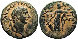 Ancient Coins - JUDAEA, Tiberias. Trajan. 98-117 CE.