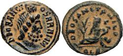 Ancient Coins - Time of Maximinus II. AD 310-313.