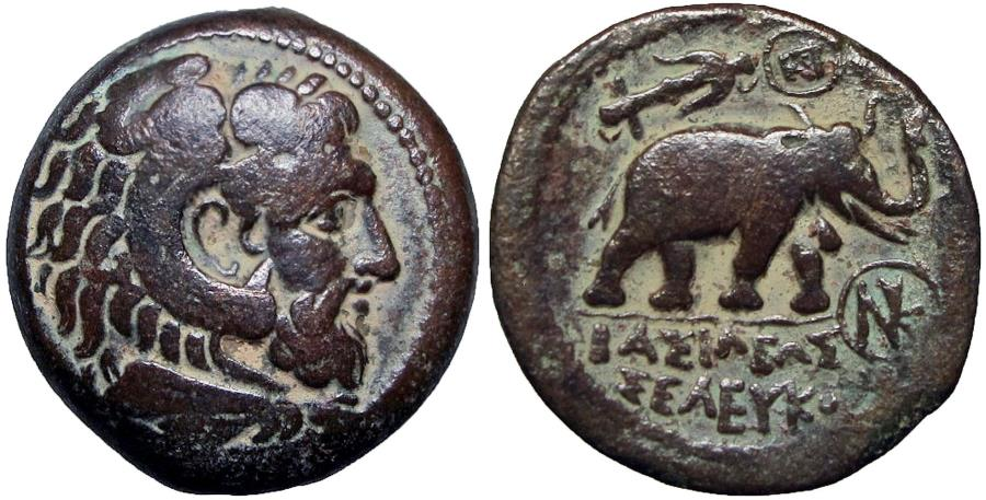 Ancient Coins - SYRIA, Seleukid Kings. Seleukos I. 312-280 BC.