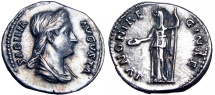 Ancient Coins - Sabina. Augusta, AD 128-136/7. Stunning example !!!