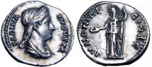 Sabina. Augusta, AD 128-136/7. Stunning example !!!