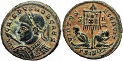 Ancient Coins - Crispus. Caesar, AD 316-326.