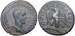 Ancient Coins - SYRIA, Seleucis and Pieria. Antioch. Herennius Etruscus. AD 251.