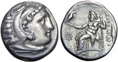Ancient Coins - KINGS of MACEDON. Alexander III 'the Great'. 336-323 BC.