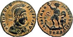 Ancient Coins - Theodosius I. AD 379-395.