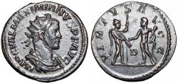 Ancient Coins - Maximianus, first reign, 286-305. Antoninianus.
