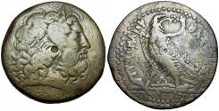 Ancient Coins - PTOLEMAIC KINGDOM of EGYPT: Ptolemy III Euergetes (246-222 BCE).