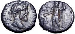 Ancient Coins - EGYPT, Alexandria. Septimius Severus. AD 193-211. Extremely rare.
