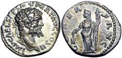Ancient Coins - Septimius Severus. AD 193-211,  Emesa mint. Struck AD 193. Extremely rare.