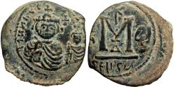 Ancient Coins - Heraclius, with Heraclius Constantine. 610-641. Seleucia Isauriae mint, among the finest