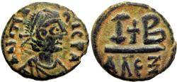 Ancient Coins - Maurice Tiberius. 582-602.