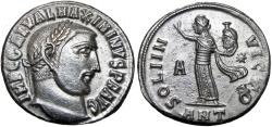 Ancient Coins - MAXIMINUS II. 310-313 AD.