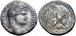 Ancient Coins - SYRIA, Coele-Syria. Damascus. Caracalla 198-217 AD.