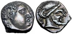 Ancient Coins - ARABIA, Southern. Qataban. Unknown ruler(s). Late 2nd–1st centuries BC.