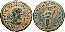 Ancient Coins - PAMPHYLIA, Side. Gallienus. AD 253-268. Æ 10 Assaria.
