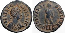 Aelia Flaccilla. Augusta, AD 379-386/8.