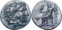 Ancient Coins - Ptolemaic Kingdom of Egypt, Ptolemy I, as satrap, Memphis, circa 323 BC.