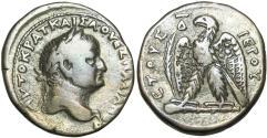 Ancient Coins - SELEUCIS and PIERIA, Antioch. Vespasian. AD 69-79.