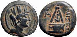 Ancient Coins - CILICIA, Tarsos . After 164 BC.