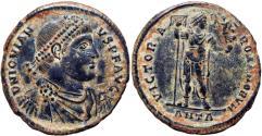Ancient Coins - Jovian. AD 363-364.
