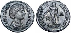 Ancient Coins - HELENA, mother of Constantine I. Augusta, 324-328/330 AD.