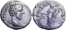 Ancient Coins - MESOPOTAMIA, Uncertain mint (Edessa?). Marcus Aurelius. AD 161-180. AR Drachm, Apparently unique.
