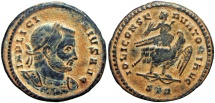 Ancient Coins - Licinius I. AD 308-324. Rare.