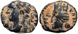 Ancient Coins - Biblical , Decapolis. Canatha. Domitian. AD 81-96. Rare biblical city mint.