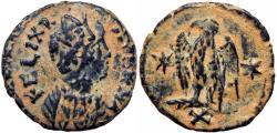 Ancient Coins - The Ostrogoths, Decanummium, Roma circa 493-518,