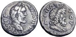 Ancient Coins - EGYPT, Alexandria. Antoninus Pius. AD 138-161.