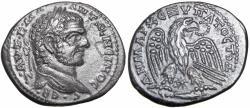 Ancient Coins - SYRIA, Seleucis and Pieria. Antioch. Caracalla. AD 198-217.