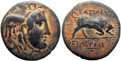 Ancient Coins - SELEUKID KINGS of SYRIA. Seleukos I Nikator. 312-281 BC.