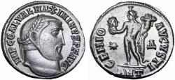 Ancient Coins - Maximinus II. AD 310-313.