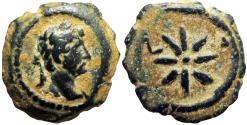 Ancient Coins - EGYPT, Alexandria. Hadrian. AD 117-138. a Unique year 4 example !