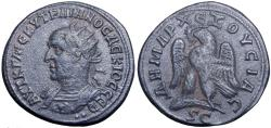 Ancient Coins - SYRIA, Seleucis and Pieria. Antioch. Trajan Decius. 249-251 AD. Scarce type .