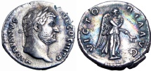 Ancient Coins - Hadrian. AD 117-138.
