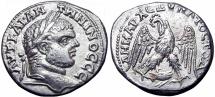 Ancient Coins - PHOENICIA, Berytus. Caracalla. AD 198-217.