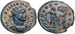 Ancient Coins - Maximianus Herculius, 286 – 305 A.D.