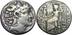 Ancient Coins - SELEUCIS and PIERIA, Antioch. temp. Q. Caecilius Bassus. Proconsul, 46-44 BC.