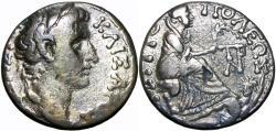 Ancient Coins - CILICIA, Tarsus. Augustus. 27 BC-14 AD.