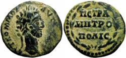 Ancient Coins - SYRIA, Decapolis. Petra. Commodus. AD 177-192.