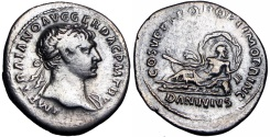 Ancient Coins - TRAJAN. 98-117 AD.