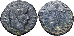 Ancient Coins - Alexander of Carthage (usurper, AD 308-310). From Hans M. F. Schulman, 6 June 1969), lot 4560.