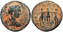 Ancient Coins - BIBLICAL, Decapolis. Gadara. Elagabalus. AD 218-222.