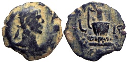 Ancient Coins - EGYPT, Alexandria. Trajan. 98-117 AD.