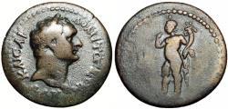 Ancient Coins - EGYPT, Alexandria. Domitian. AD 81-96. Unique undated diobol !!!!
