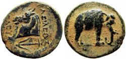 Ancient Coins - SELEUKID EMPIRE. Seleukos I Nikator. 312-281 BC. Stunning example.
