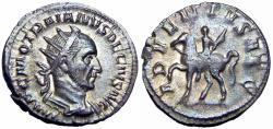 Ancient Coins - Trajan Decius. AD 249-251.