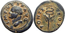 Ancient Coins -  VESPASIAN. 69-79 AD. Stunning for the type !!!!