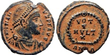 Ancient Coins - JOVIAN. 363-364 AD.